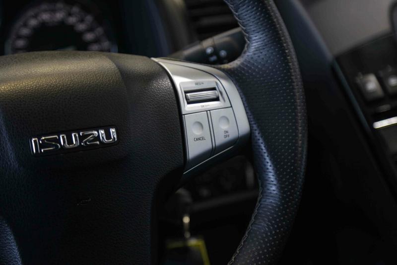 ISUZU MU-X LS-U LS-U Wagon 7st 5dr Rev-Tronic 6sp 4x2 3.0DT [MY18]