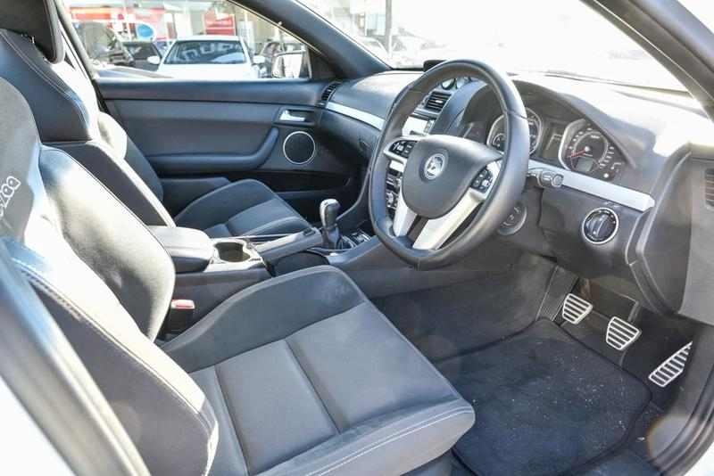 HOLDEN SPECIAL VEHICLES MALOO R8 E Series 2 R8 Utility Extended Cab 2dr Man 6sp 6.2i