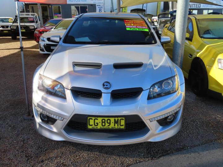 HOLDEN SPECIAL VEHICLES MALOO R8 E Series 3 R8 Utility Extended Cab 2dr Spts Auto 6sp 6.2i [MY12.5]