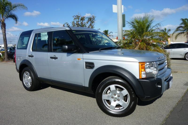 LAND ROVER DISCOVERY 3 SE SE Wagon 7st 5dr Spts Auto 6sp 4x4 4.0i (+LS)