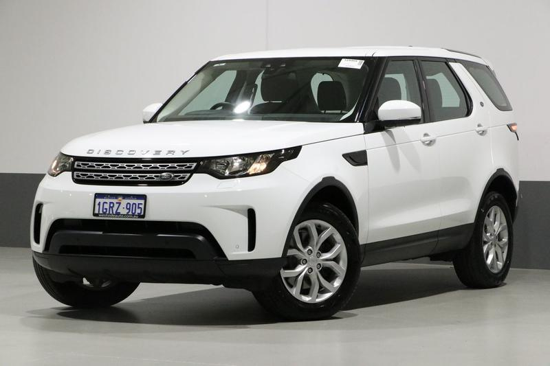 LAND ROVER DISCOVERY TD4 Series 5 TD4 S Wagon 5dr Spts Auto 8sp 4WD 2.0DT [MY18]