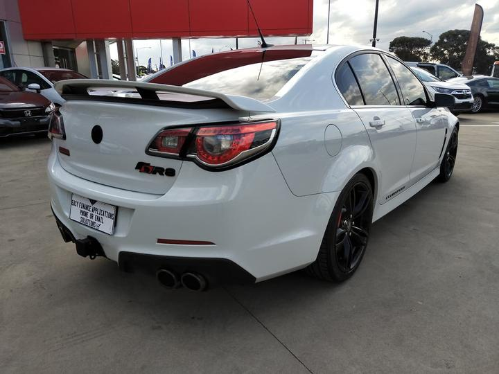 HOLDEN SPECIAL VEHICLES CLUBSPORT R8 GEN-F R8 25th Anniversary Sedan 4dr Spts Auto 6sp 6.2i [MY15]