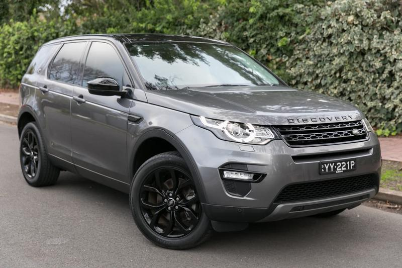 LAND ROVER DISCOVERY SPORT TD4 150 L550 TD4 150 HSE Wagon 5dr Spts Auto 9sp 4x4 2.0DT [MY17]