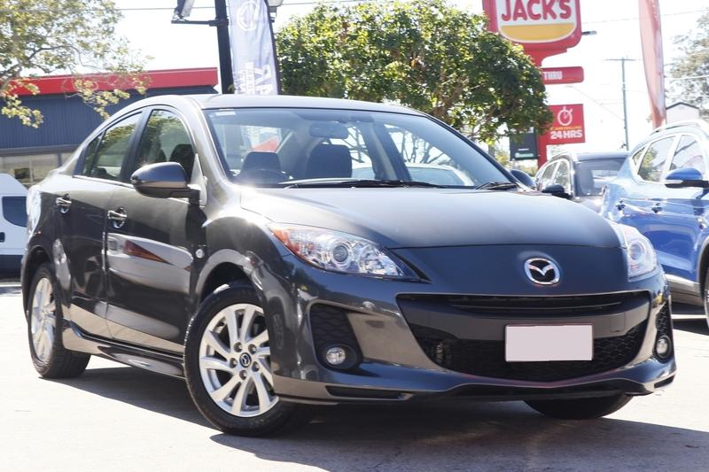 MAZDA 3 Maxx BL Series 2 Maxx Sport Sedan 4dr Activematic 5sp 2.0i [MY13]