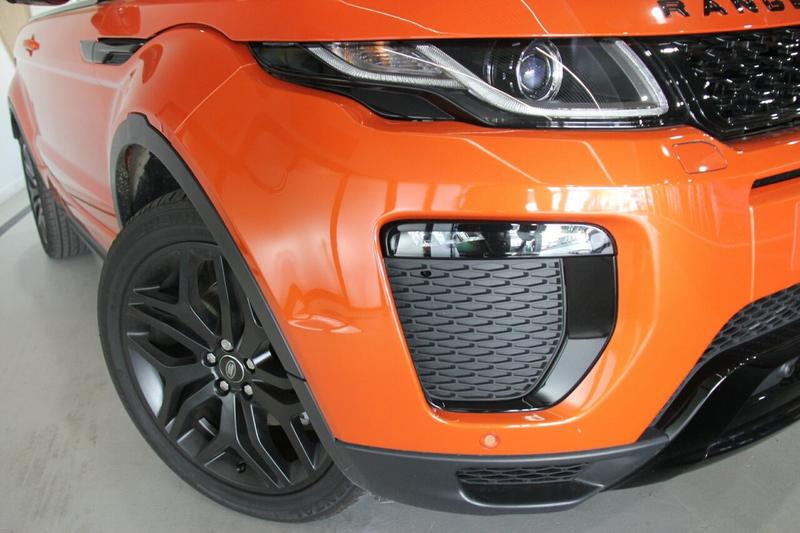 LAND ROVER RANGE ROVER EVOQUE Si4 L538 Si4 HSE Dynamic Convertible 2dr Spts Auto 9sp 4x4 2.0T [MY17]