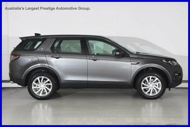 LAND ROVER DISCOVERY SPORT TD4 132kW L550 TD4 132kW SE Wagon 5dr Spts Auto 9sp 4x4 2.0DT [MY19]