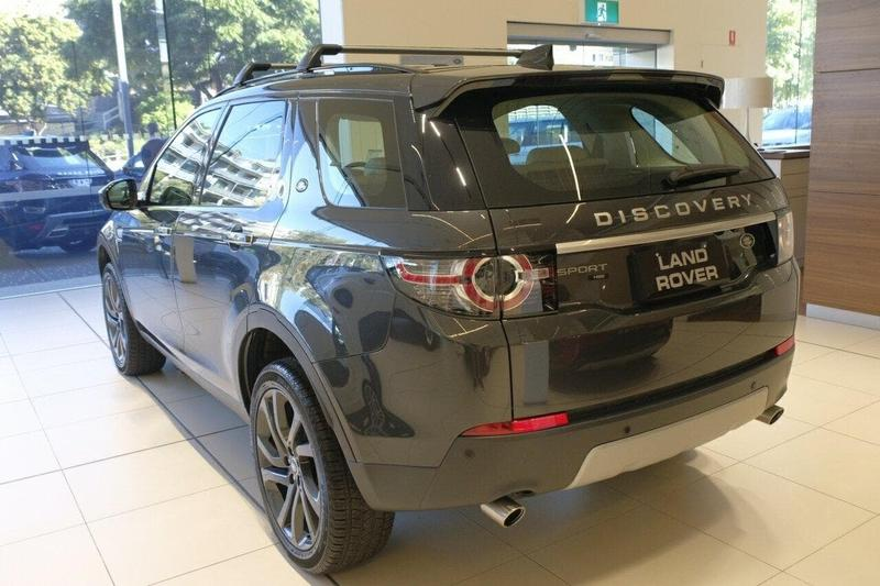 LAND ROVER DISCOVERY SPORT TD4 L550 TD4 HSE Luxury Wagon 5dr Spts Auto 9sp 4x4 2.0DT [MY19]