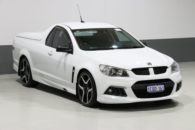 HOLDEN SPECIAL VEHICLES MALOO R8 GEN-F R8 Utility Extended Cab 2dr Spts Auto 6sp 6.2i [MY14]