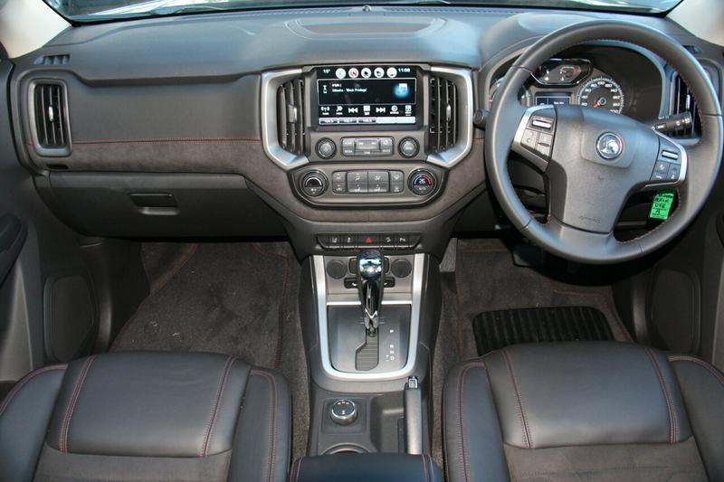 HOLDEN SPECIAL VEHICLES COLORADO SportsCat RG SportsCat R Pickup Crew Cab 4dr Spts Auto 6sp 4x4 2.8DT [MY19]