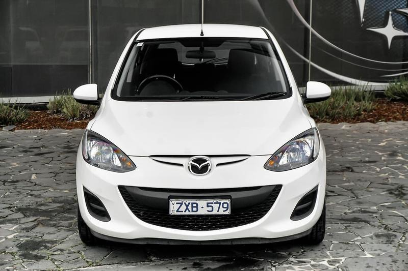 MAZDA 2 Neo DE Series 2 Neo Hatchback 5dr Man 5sp 1.5i [MY12]