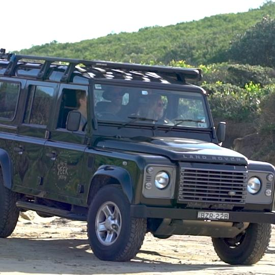 LAND ROVER DEFENDER Limited 110 Limited Edition Wagon 5dr Man 6sp 4x4 2.4DT (110) [MY11]