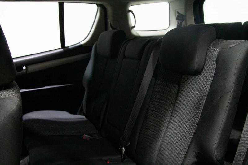 ISUZU MU-X LS-M LS-M Wagon 7st 5dr Rev-Tronic 5sp 4x2 3.0DT [MY14]
