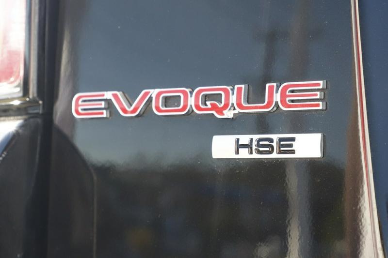 LAND ROVER RANGE ROVER EVOQUE TD4 180 L538 TD4 180 HSE Dynamic Wagon 5dr Spts Auto 9sp 4x4 2.0DT [MY17]