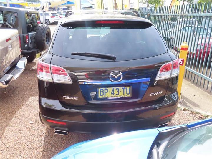 MAZDA CX-9 Luxury TB Series 1 Luxury Wagon 7st 5dr Spts Auto 6sp 4WD 3.7i