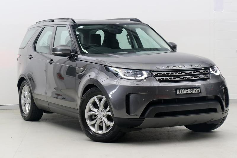 LAND ROVER DISCOVERY TD6 Series 5 TD6 SE Wagon 5dr Spts Auto 8sp 4x4 3.0DT [MY18]