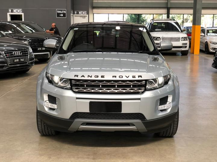 LAND ROVER RANGE ROVER EVOQUE SD4 L538 SD4 Pure Coupe 3dr CommandShift 6sp 4x4 2.2DT [MY12]