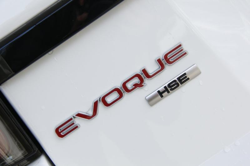 LAND ROVER RANGE ROVER EVOQUE TD4 180 L538 TD4 180 HSE Dynamic Wagon 5dr Spts Auto 9sp 4x4 2.0DT [MY18]