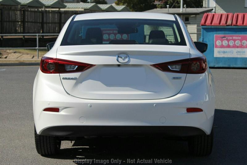 MAZDA 3 SP25 BN Series SP25 Astina Sedan 4dr SKYACTIV-Drive 6sp 2.5i (5yr warranty) [Aug]
