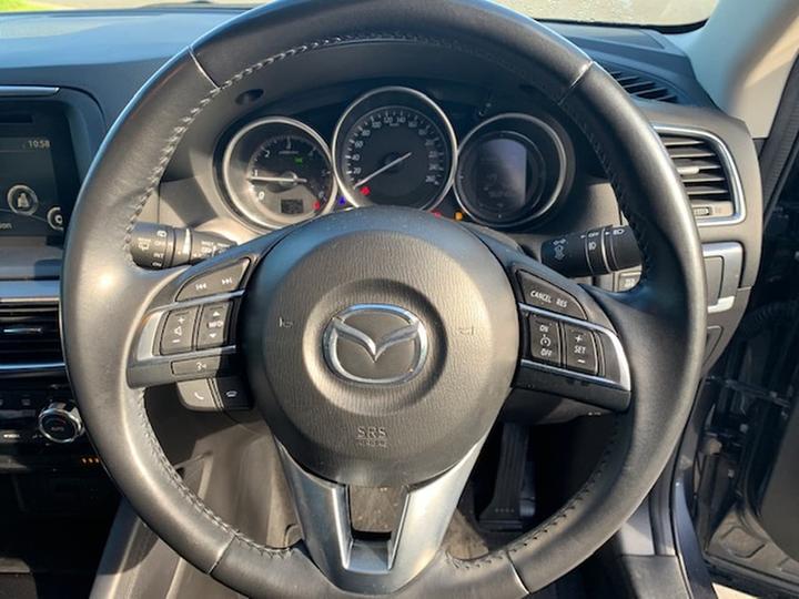 MAZDA CX-5 Grand Touring KE Series 2 Grand Touring Wagon 5dr SKYACTIV-Drive 6sp i-ACTIV AWD 2.2DTT [Sep]