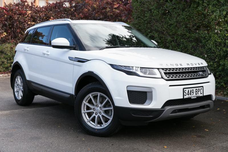 LAND ROVER RANGE ROVER EVOQUE TD4 150 L538 TD4 150 Pure Wagon 5dr Spts Auto 9sp 4x4 2.0DT [MY17]