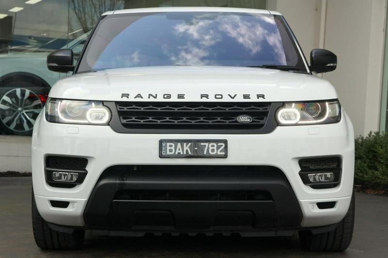 LAND ROVER RANGE ROVER SPORT SDV6 L494 SDV6 HSE Dynamic Wagon 5dr CommandShift 8sp 4x4 3.0DTT [MY16]