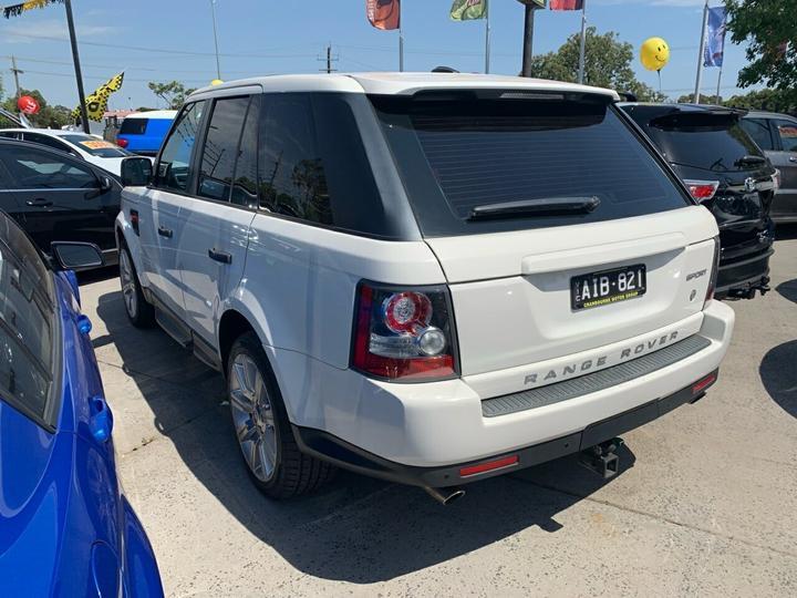 LAND ROVER RANGE ROVER SPORT V8 L320 V8 Luxury Wagon 5dr Spts Auto 6sp 4x4 5.0i [MY10]