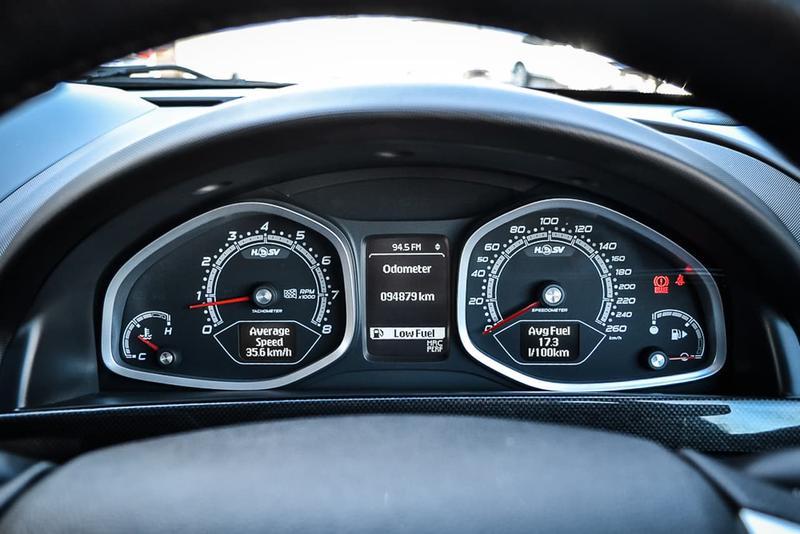 HOLDEN SPECIAL VEHICLES GTS  E Series 3 Sedan 4dr Man 6sp 6.2i [MY12]