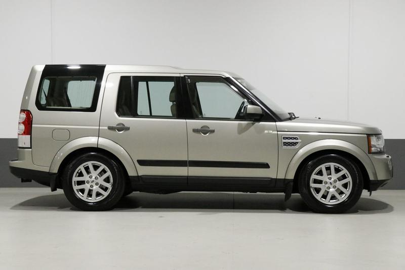 LAND ROVER DISCOVERY 4 TdV6 Series 4 TdV6 Wagon 5dr CommandShift 6sp 4x4 2.7DT [MY12]
