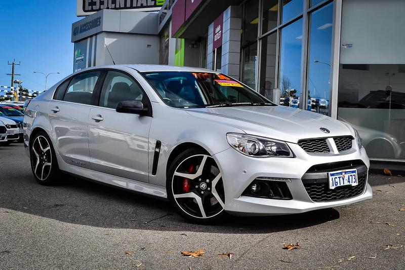 HOLDEN SPECIAL VEHICLES CLUBSPORT  GEN-F Sedan 4dr Spts Auto 6sp 6.2i [MY14]