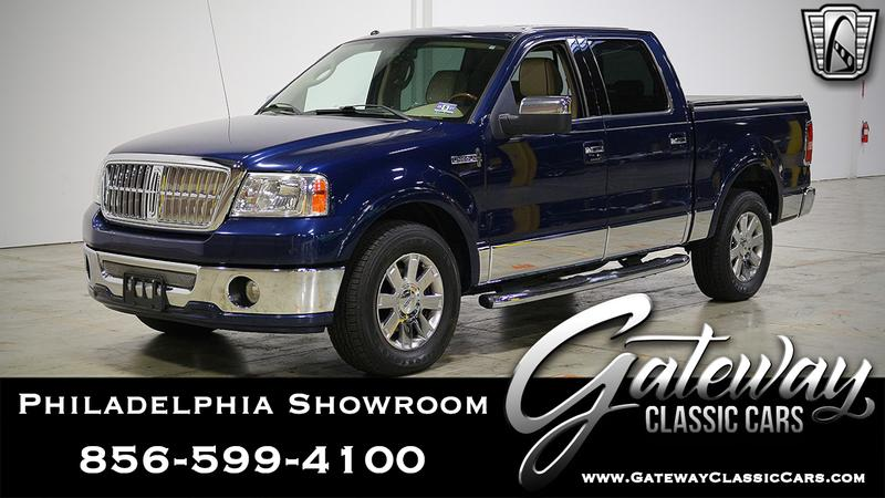 2007 LINCOLN MARK LT Automatic