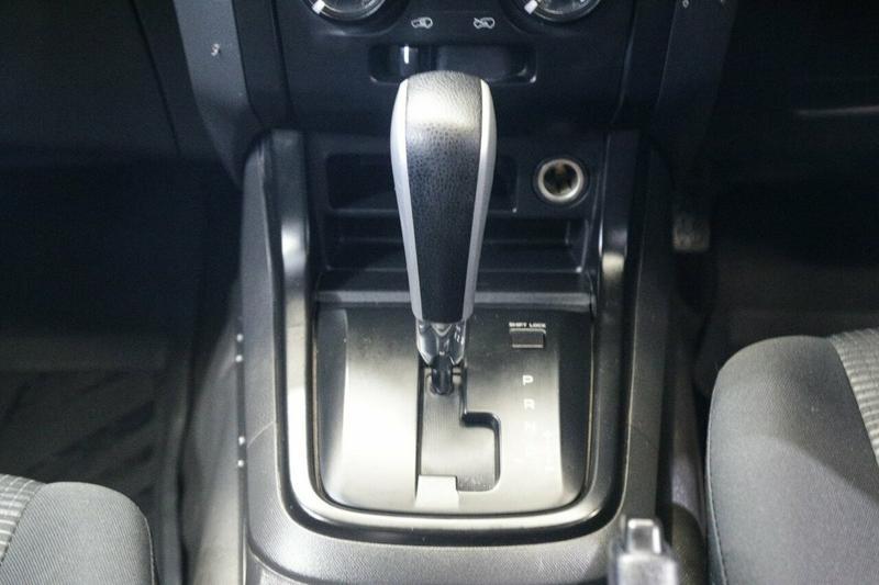 ISUZU D-MAX SX SX Cab Chassis Crew Cab 4dr Spts Auto 6sp 4x4 3.0DT [MY17]