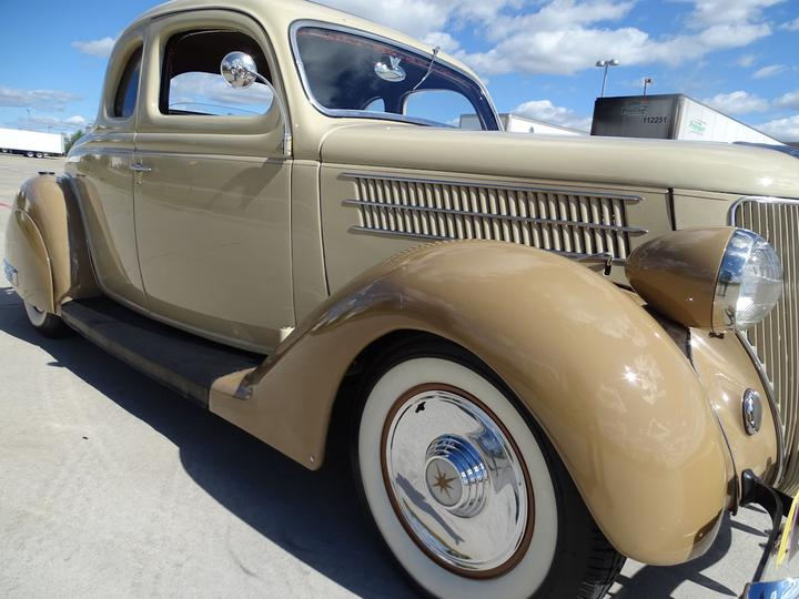 FORD COUPE