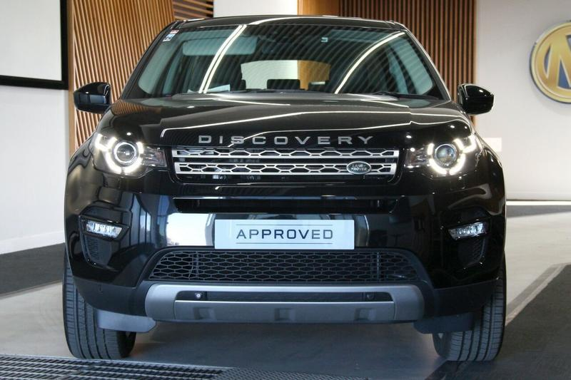 LAND ROVER DISCOVERY SPORT TD4 180 L550 TD4 180 HSE Wagon 5dr Spts Auto 9sp 4x4 2.0DT [MY17]