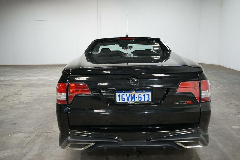 HOLDEN SPECIAL VEHICLES MALOO GTS GEN-F2 GTS R Utility Extended Cab 2dr Spts Auto 6sp 6.2SC [MY17]