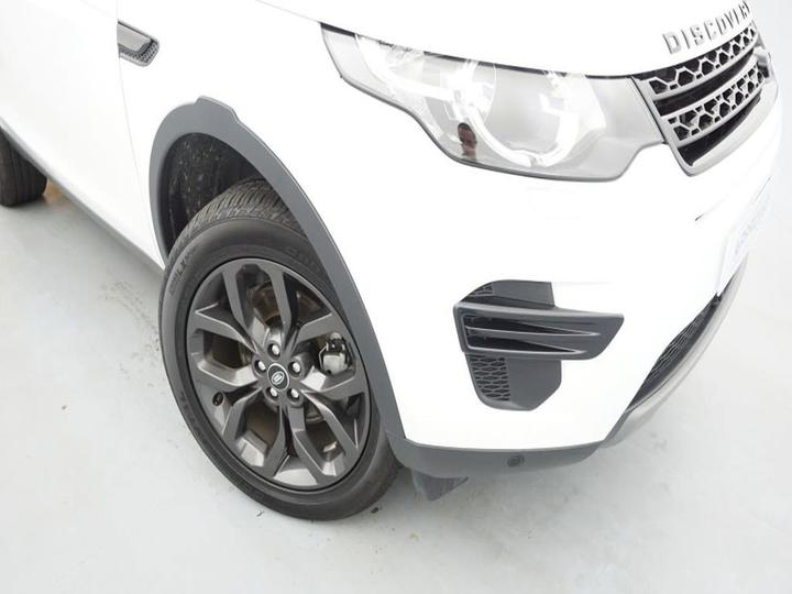 LAND ROVER DISCOVERY SPORT Si4 177kW L550 Si4 177kW SE Wagon 5dr Spts Auto 9sp 4x4 2.0T [MY18]