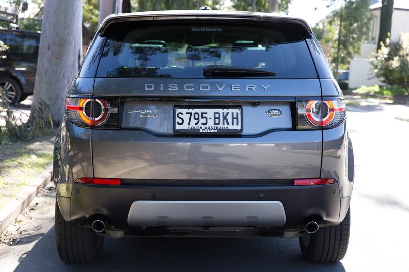 LAND ROVER DISCOVERY SPORT TD4 L550 TD4 HSE Wagon 5dr Spts Auto 9sp 4x4 2.2DT [MY16]
