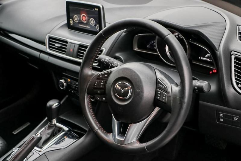 MAZDA 3 Touring BM Series Touring Hatchback 5dr SKYACTIV-Drive 6sp 2.0i [Jan]