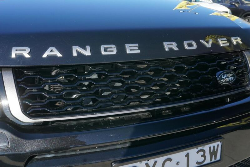 LAND ROVER RANGE ROVER EVOQUE TD4 180 L538 TD4 180 HSE Dynamic Wagon 5dr Spts Auto 9sp 4x4 2.0DT [MY17]