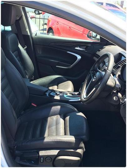 OPEL INSIGNIA  IN Sedan 4dr Spts Auto 6sp 2.0T [Sep]