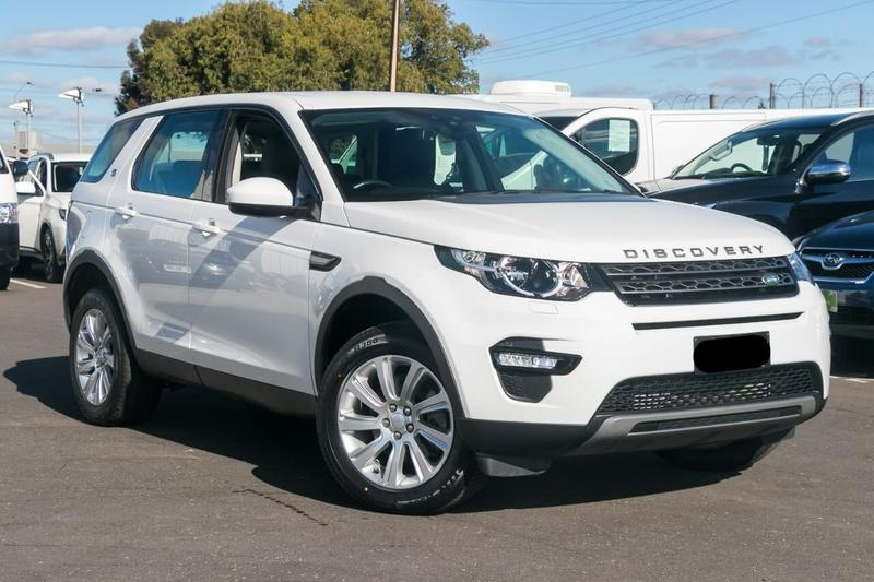 LAND ROVER DISCOVERY SPORT TD4 L550 TD4 SE Wagon 5dr Spts Auto 9sp 4x4 2.2DT [MY16]