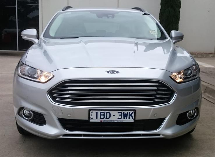 FORD MONDEO Trend MD Trend Wagon 5dr PwrShift 6sp 2.0DT (5yr warranty) [MY18.25]