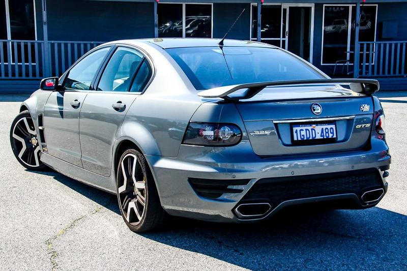 HOLDEN SPECIAL VEHICLES GTS  E Series 3 Sedan 4dr Spts Auto 6sp 6.2i [Sep]