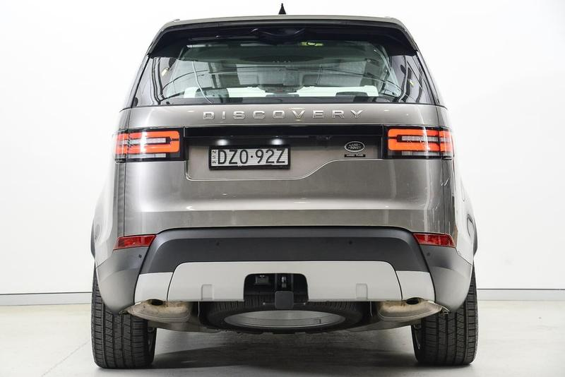 LAND ROVER DISCOVERY TD6 Series 5 TD6 HSE Luxury Wagon 5dr Spts Auto 8sp 4x4 3.0DT [MY17]