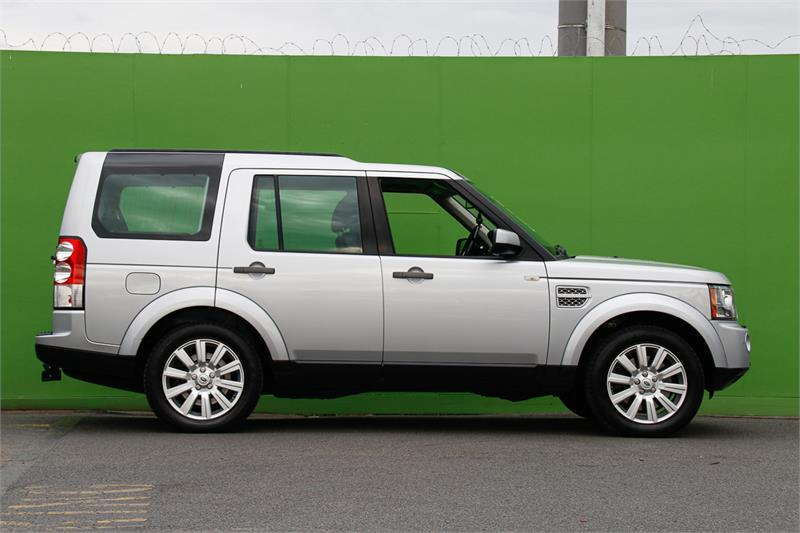 LAND ROVER DISCOVERY 4 SDV6 Series 4 SDV6 HSE Wagon 7st 5dr CommandShift 6sp 4x4 3.0DTT [MY12]