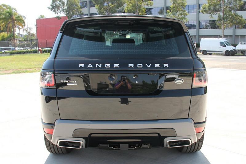 LAND ROVER RANGE ROVER SDV6 183kW L494 SDV6 183kW SE Wagon 5dr CommandShift 8sp 4x4 3.0DTT [MY19]
