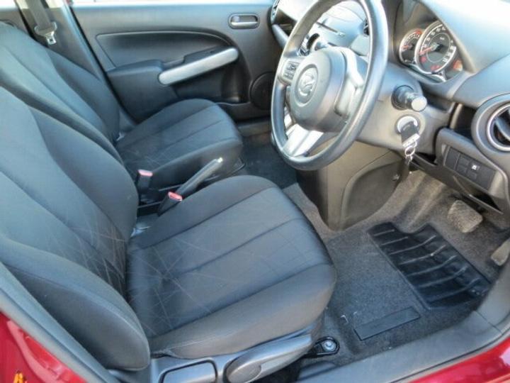 MAZDA 2 Neo DE Series 1 Neo Hatchback 5dr Auto 4sp 1.5i [MY10]
