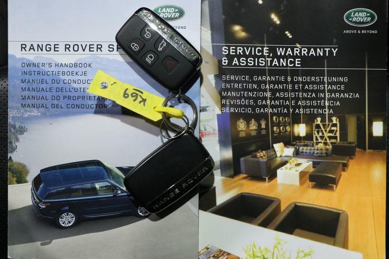 LAND ROVER RANGE ROVER TDV6 L494 TDV6 SE Wagon 5dr CommandShift 8sp 4x4 3.0DT [MY16]