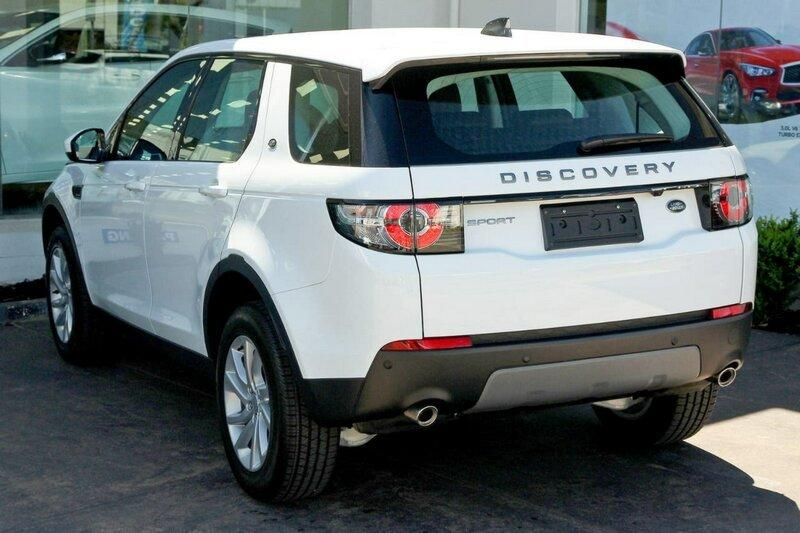 LAND ROVER DISCOVERY SPORT TD4 110kW L550 TD4 110kW SE Wagon 5dr Spts Auto 9sp 4x4 2.0DT [MY18]