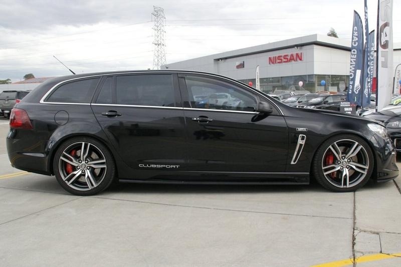 HOLDEN SPECIAL VEHICLES CLUBSPORT R8 GEN-F2 R8 LSA Tourer 5dr Spts Auto 6sp 6.2SC [MY16]
