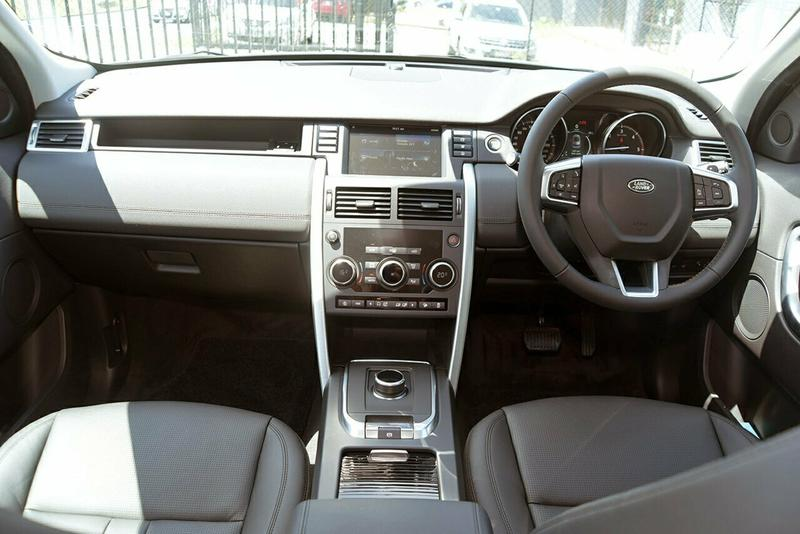 LAND ROVER DISCOVERY SPORT SD4 L550 SD4 SE Wagon 5dr Spts Auto 9sp 4x4 2.0DTT [MY18]